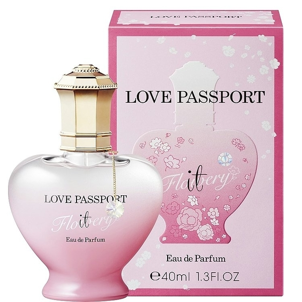 Love Passport IT Flowery 幸福花束淡香精 40ml
