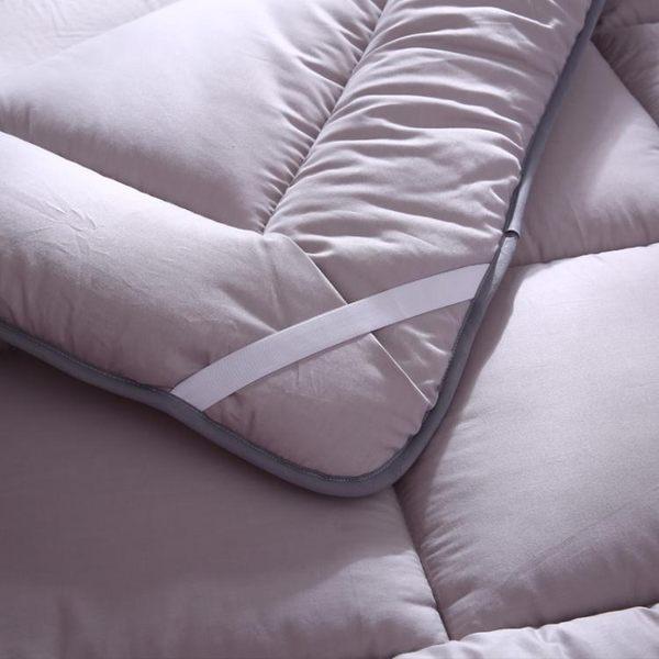 床墊 床墊1.8m床1.5m床1.2米單人雙人褥子墊被學生宿舍海綿榻榻米床褥 莎拉嘿幼