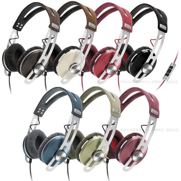 (福利品) 聲海 SENNHEISER MOMENTUM On-Ear 耳罩式耳機