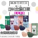 現貨 台灣製 韓版KF94久富餘醫療口罩 4D立体剪裁 4層醫療防護 10枚 採用4層過濾細菌