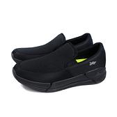 G.P (GOLD PIGEON) 阿亮代言 運動鞋 懶人鞋 黑色 男鞋 P6937M-10 no267