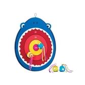 美國【B.Toys】鏢風蟲蟲-鯊魚小隊BX1638Z[衛立兒生活館]