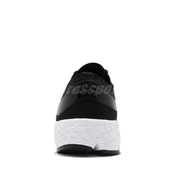 New Balance 慢跑鞋 MVNGOBK4 2E Wide 寬楦頭 黑 白 襪套式 運動鞋 緩震跑鞋 男鞋 運動鞋【ACS】 MVNGOBK42E