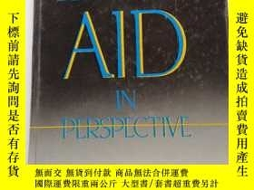 二手書博民逛書店SWEDISH罕見DEVELOPMENT AID IN PERS