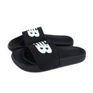 NEW BALANCE 運動拖鞋 黑色 戶外 男鞋 SMF200B1-D no937