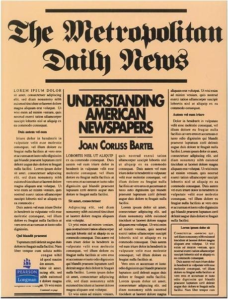 (二手書)Metropolitan Daily News: Understanding American Newspapers
