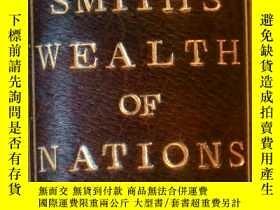 二手書博民逛書店【包罕見】The Wealth of Nations, 《國富論