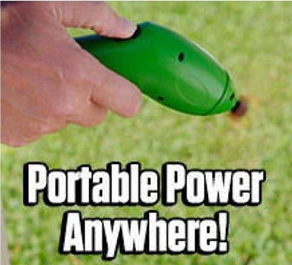 現貨  zip trim 割草機TV新品手持電動無繩迷你割草器草坪花園修剪機  英賽爾