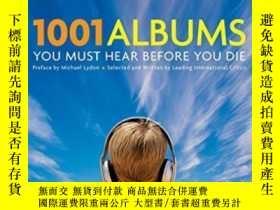二手書博民逛書店1001罕見Albums You Must Hear Before You DieY364682 Robert