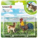 特價 Schleich 史萊奇動物模型羚羊 & 公雞_ SH21032