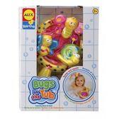 【美國ALEX】695W  兒童洗澡玩具 洗澡捕蟲組 /組
