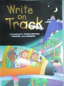 【書寶二手書T9/百科全書_QAJ】Great Source Write on Track: Handbook Grad
