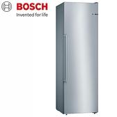 【南紡購物中心】【BOSCH 博世】6系列 220V 獨立式冷凍櫃 GSN36AI33D