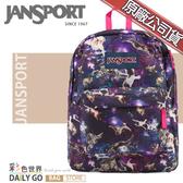 JANSPORT後背包包大容量JS-43501-09V喵星人