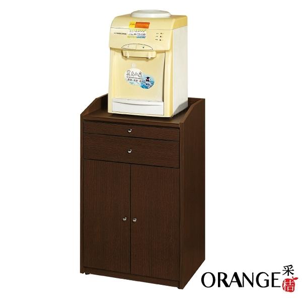 【采桔家居】巴倫達 時尚1.7尺木紋置物櫃/收納櫃(三色可選)
