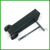 劃線筒(全鐵製造劃線機/劃線器/畫線筒/畫線機)適用於棒球場.壘球場.田徑場.操場.工地劃線