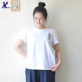 【秋冬降價款】American Bluedeer - 眼睛測試T恤(魅力價) 秋冬新款