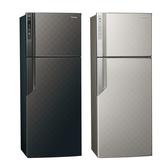 24期零利率 Panasonic 國際牌 NR-B489GV 雙門電冰箱 公司貨