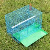 寵物折疊兔籠鳥籠八哥畫眉鴿子籠鸚鵡籠荷蘭豬籠豚鼠籠鳥籠【非凡】TW