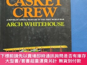 二手書博民逛書店THE罕見CASKET CREWY153720 ARCH WHITEHOUSE Printed in