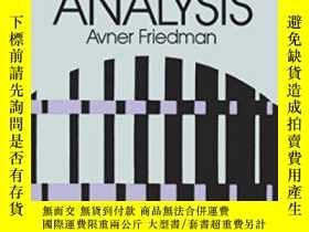 二手書博民逛書店Foundations罕見Of Modern AnalysisY255562 Avner Friedman D
