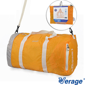 Verage 維麗杰 60L旅用摺疊收納旅行包(橘)