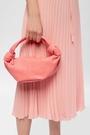 ■專櫃92折■ 全新真品■Bottega Veneta BV Mini 包 水蜜桃粉色