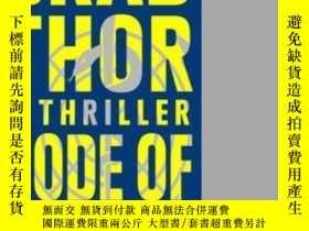 二手書博民逛書店Code罕見of Conduct, Volume 15: A Thriller-行為準則,第15卷:驚悚片Y4