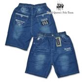 大腰褲 牛仔褲 短褲[1832-8] RQ POLO 中大童 男童 32-40碼 春夏 現貨 童裝