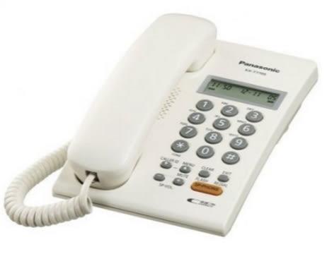 國際牌 Panasonic 免持擴音 來電顯示 有線電話 KX-T7705 免裝電池 KX7705