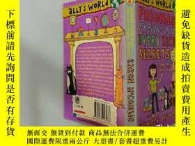二手書博民逛書店Friends罕見Freak out and very secret secrets:朋友,怪人和非常秘密的秘密,