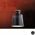 吊燈★個性率性 混搭原木 俐落黑設計感吊燈 單燈✦燈具燈飾專業首選✦歐曼尼✦