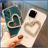 HTC Desire 19+ U19e U12+ life Desire12s U11 EYEs 愛心項鍊 手機殼 水鑽殼 訂製