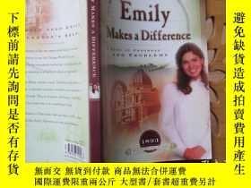 二手書博民逛書店Emily罕見Makes A DifferenceY194791