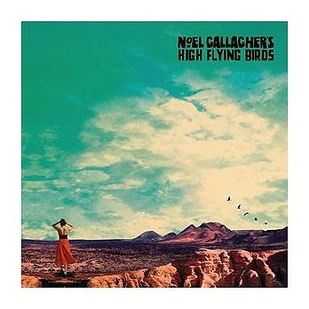 諾爾蓋勒赫 開天闢地 CD Noel Gallagher's High Flying Birds Who Built The Moon? 免運 (購潮8)