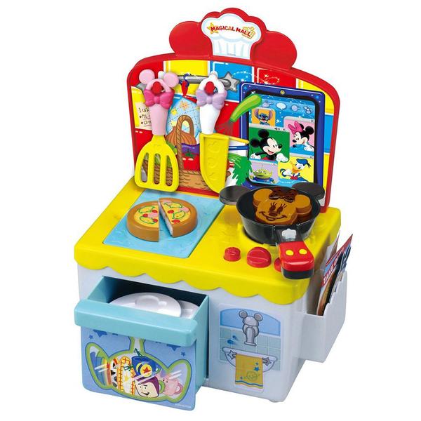 特價 迪士尼神奇超市 廚房餐廳兩用組_DS89853