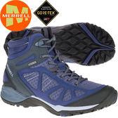 Merrell 37788 女 多功能登山健行鞋 Siren Sport Gore-Tex 耐走鞋/郊山鞋/健走慢跑鞋/中筒