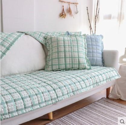時尚簡約四季沙發巾 沙發墊防滑沙發套537A (客製訂單)