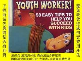 二手書博民逛書店Help!罕見I m a Volunteer Youth WorkerY385290 Doug Fields