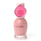 Ducato 自然潤澤指甲油-19粉紅包...