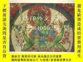 二手書博民逛書店【罕見】西藏 阿爾齊壁畫 Alchi: Buddhas, Got