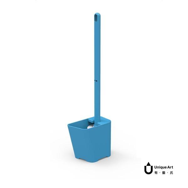 Toilet Brush.Know 傾倒式馬桶刷組/戀夏藍【Unique Art】