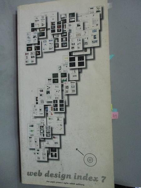 【書寶二手書T8/設計_QIF】Web Design Index 7_Pepin Press