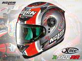 [中壢安信]義大利Nolan X-Lite X-802RR M.MELANDRI#105 複合纖維 全罩 安全帽