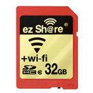 ez Share Wi-Fi SDHC-32GB 易享派 ezShare ES100 32G class 10 【公司貨】