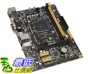 [105美國直購] 主機板 Asus mATX DDR3 1600 AMD Socket AM1 SATAII (6Gbit/s) Motherboard (AM1M-A) B00JB404GG