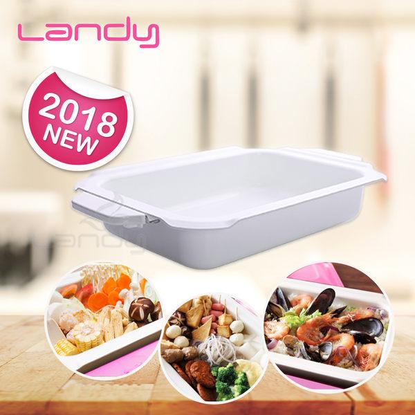 HP-5889 Landy日式多功能料理鐵板燒(烤爐) 專用陶瓷鍋