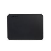 TOSHIBA A3 1TB 2.5吋行動硬碟 黑靚潮III