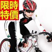 單車服 女款 長袖套裝-透氣排汗吸濕超夯焦點自行車衣車褲56y10[時尚巴黎]
