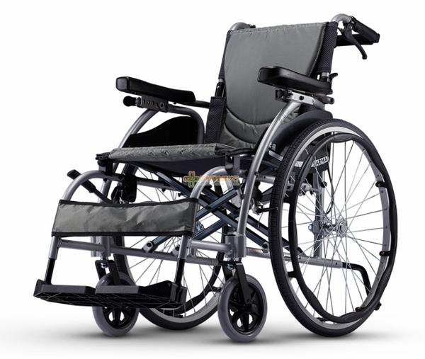輪椅 康揚舒弧輪椅106(人因舒背)(KM-1501.3)